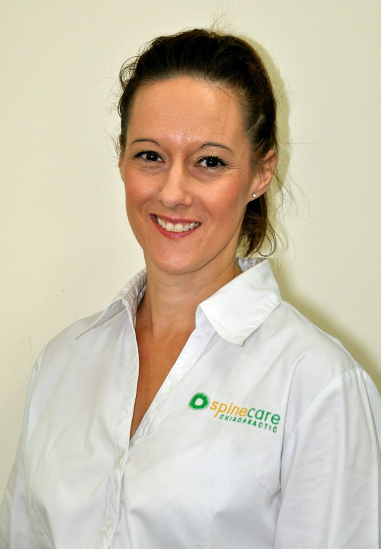 our chiropractor and staff at spinecare chiropractic clarence gardens suzi cooper chiropractic assistant