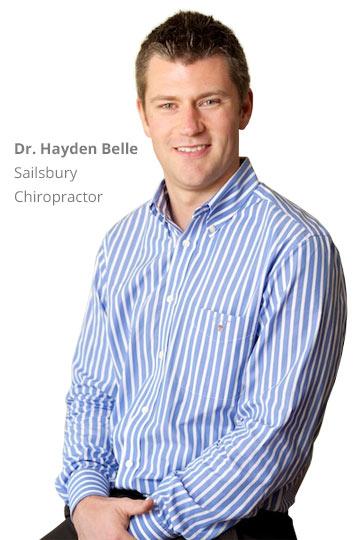 Dr. Hayden Belle Sailsbury Chiropractor